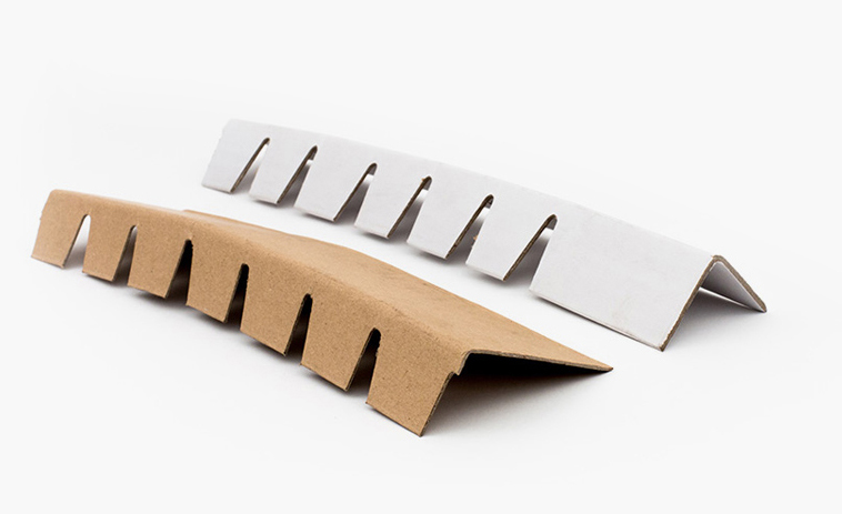 angolari in cartone per forme irregolari e bobine