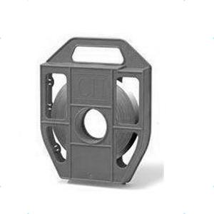 nastro acciaio inox con dispenser plastico per rinforzo strutturale e sistema cam