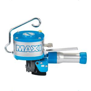 reggiatrice pneumatica combinata AP TM maxi per reggetta da 13, 16 e 19 mm x 0,5 e 0,6 mm