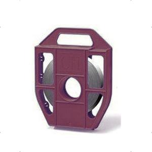nastro acciaio inox con dispenser in plastica serie forte tipo band it giant